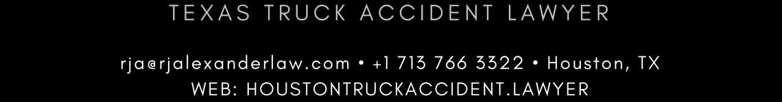 Houston Wrongful Death Lawyer & Accident Checklist - Houston