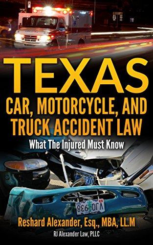 Houston Car Accident Lawyer Reshard Alexander
